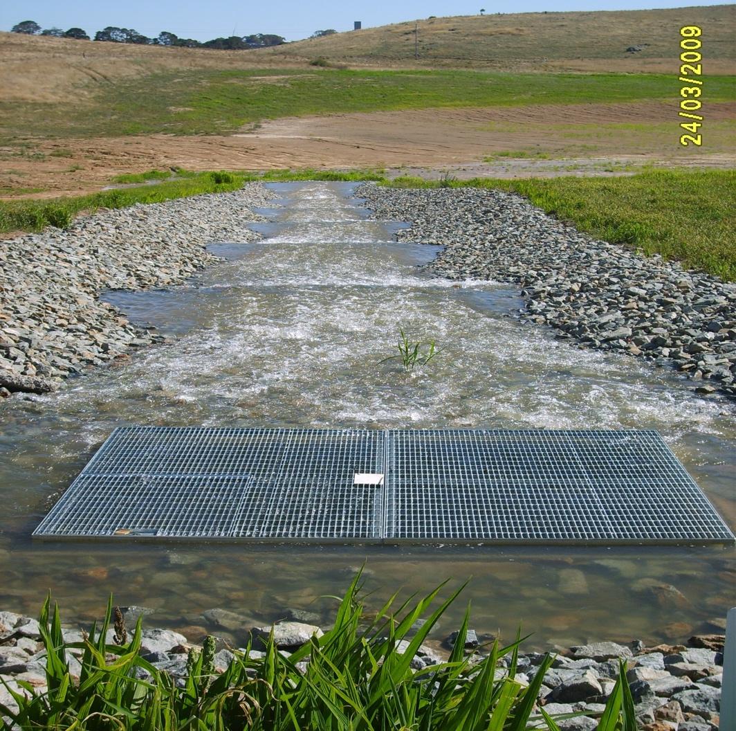 Blackmans Swamp Creek Stormwater Harvesting Ted Wilson